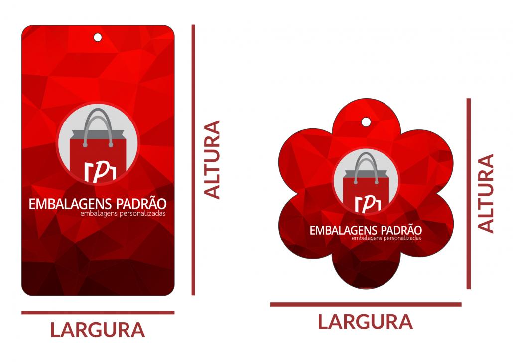 2386c39c7 Tag's | Tags | Etiquetas de Papel em Goiânia - Embalagens Padrão